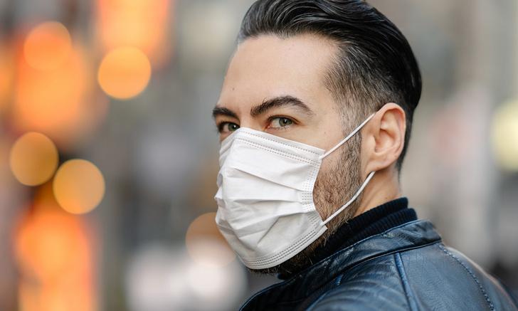 Фото №1 - Что такое «маскне» и как правильно носить маску, чтобы уберечь лицо от этой напасти