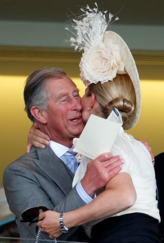 Фото №6 - Как Зара Тиндолл стала для принца Чарльза дочерью, о которой он всегда мечтал