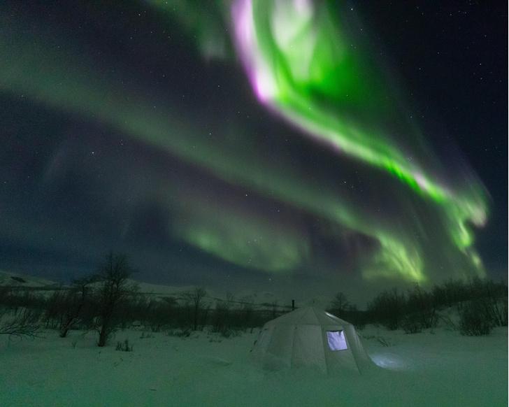 Фото №1 - Один кадр: Швеция