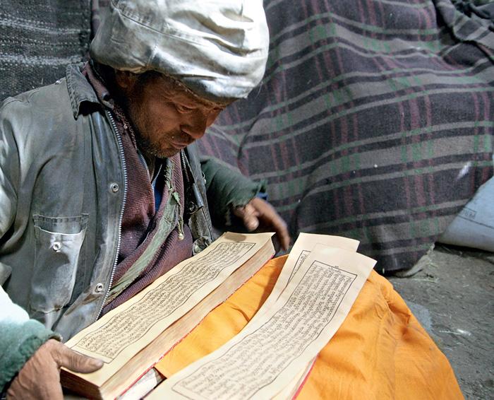 Фото №2 - Дорогами Будды: репортаж из новогоднего Тибета