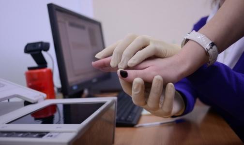 Фото №1 - Депутаты ГД предлагают собрать у всех россиян отпечатки пальцев и исследовать ДНК