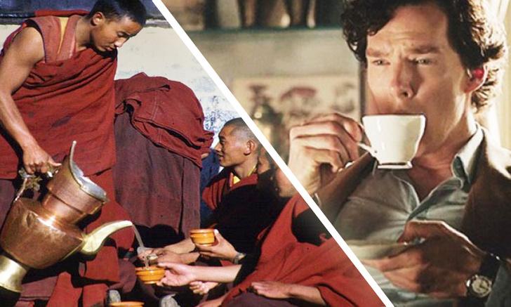 Фото №1 - Почему в одной половине стран слово «чай» звучит как «чай», а в другой— как «ти»
