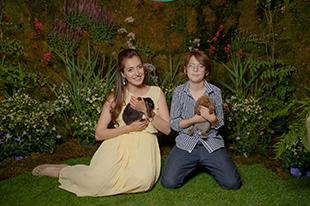 Фото №4 - «Жизнь как чудо» и компания «Эвалар» провели благотворительный семейный праздник