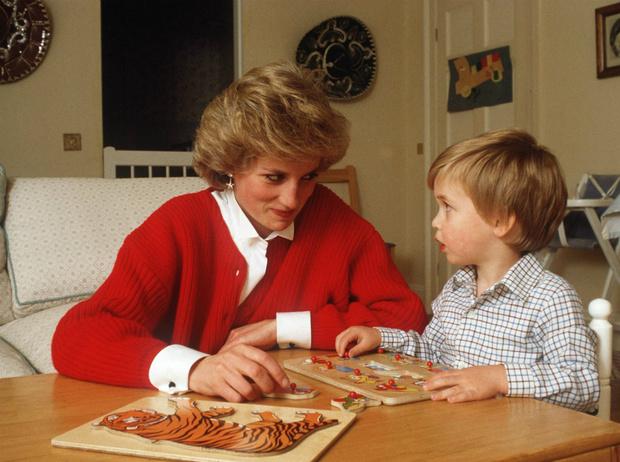Фото №1 - Какой бабушкой была бы принцесса Диана: слово Уильяму и Гарри