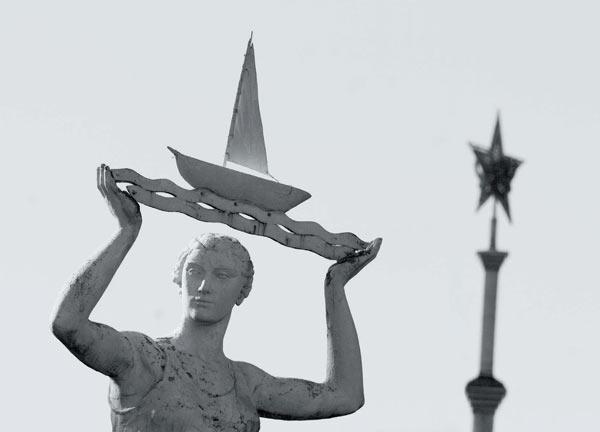 Фото №1 - Москва имени канала
