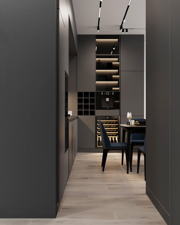 Фото №3 - Квартира без кухни: 5 советов по проектированию и оформлению