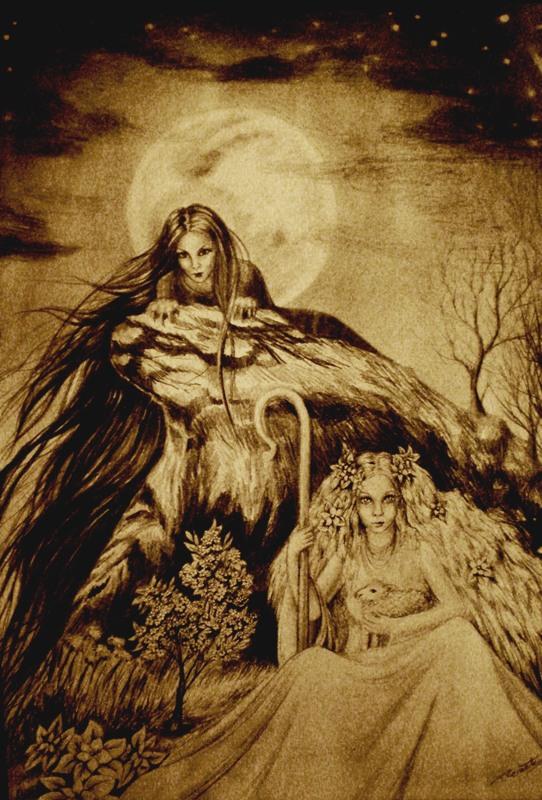 Фото №2 - Хеллоуин по-славянски: день Марены