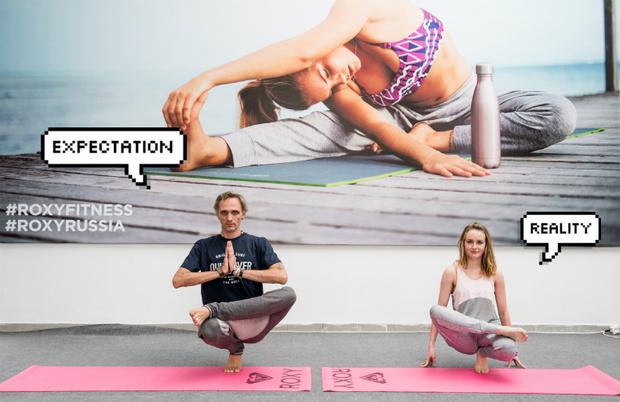Фото №16 - Все, что ты хотела знать о йоге: мастер-класс от гуру Roxy Yoga