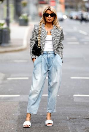 Фото №3 - Как выбрать идеальные джинсы по типу фигуры