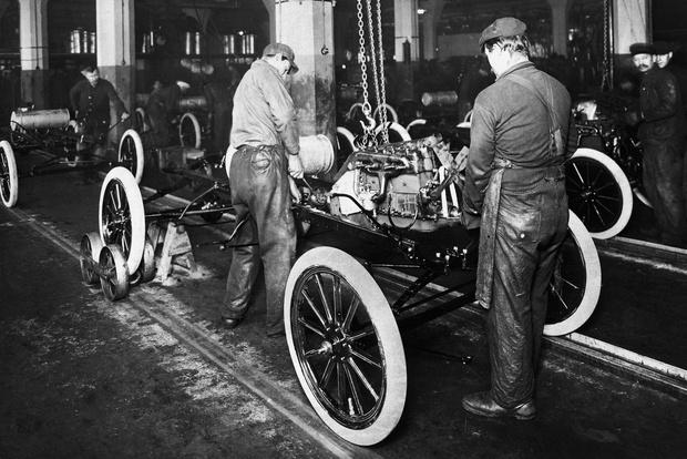Фото №4 - 5 причин сказать Генри Форду спасибо за то, что он сделал твою жизнь лучше