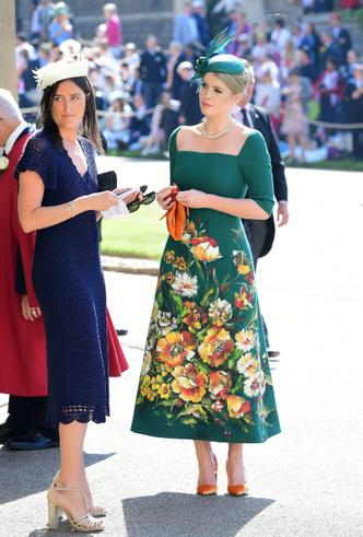 Фото №12 - Модный букет: как королевские особы носят цветочный принт