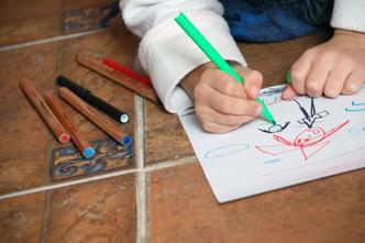 Фото №2 - Тайный смысл детских рисунков