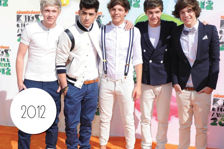 Фото №7 - Лучшие выходы One Direction за 5 лет