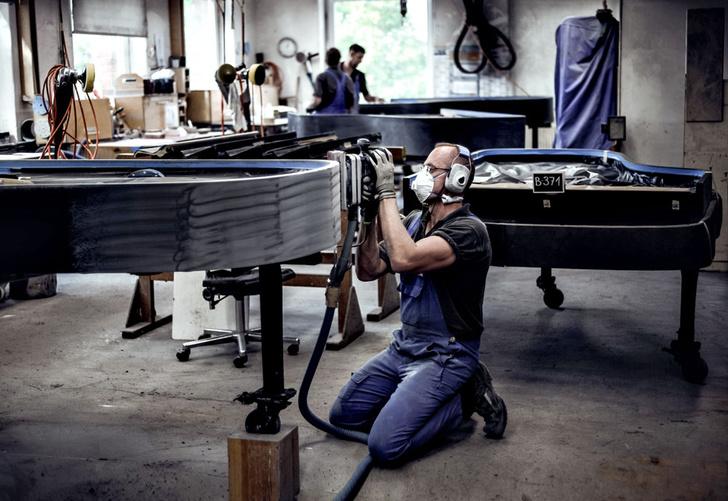 Фото №10 - Пианиссимо: как устроен лучший в мире рояль