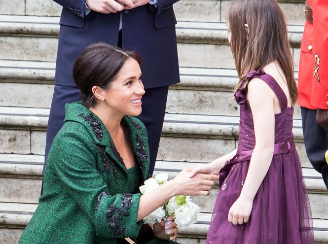Фото №2 - Почему герцогиня Меган отказывается от помощи королевских гинекологов