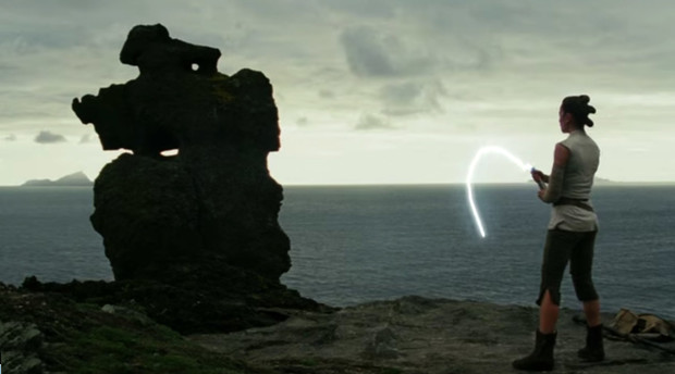 Фото №1 - «Звездные войны» с очень длинными, очень короткими и «вялыми» световыми мечами (видео)