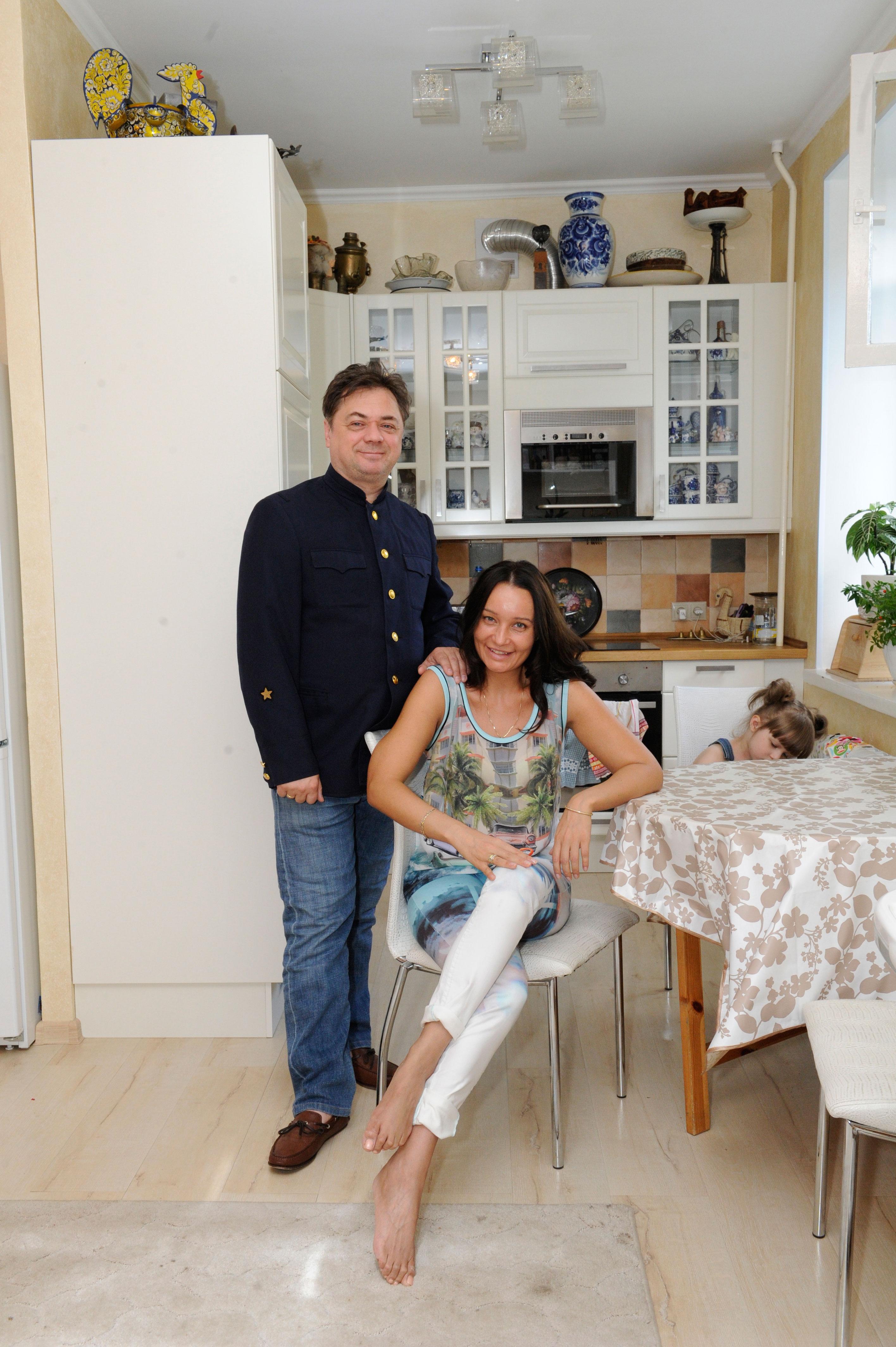 андрей леонов с первой женой фото них считается несъедобным