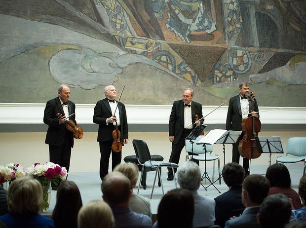 Фото №3 - Три повода посетить фестиваль камерной музыки VIVARTE в Третьяковской галерее