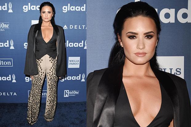 Фото №1 - Лучшие выходы звезд на GLAAD Media Awards 2016