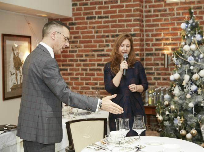 Фото №7 - Как прошел гастрономический ужин Marie Claire в московском ресторане Le Restaurant