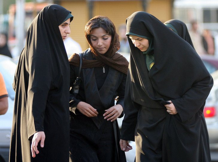 Фото №4 - Кровавая революция: как изменилась жизнь иранских женщин после событий 1979 года