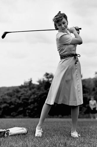 Фото №2 - Новый тренд: женский гольф