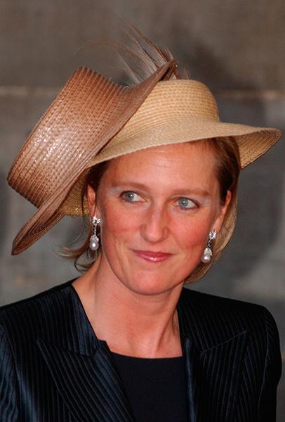 Фото №3 - 25 необычных шляп на королевских свадьбах