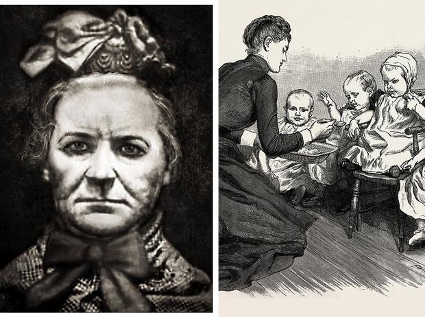 Фото №1 - «Людоедка из Рединга»: история Амелии Дайер— самой жестокой убийцы викторианской эпохи