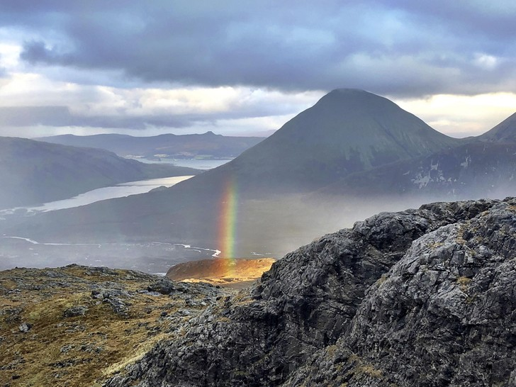 Фото №1 - Один кадр: Шотландия
