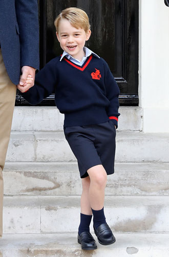 Фото №14 - Гардероб королевских малышей: как одевают детей в британской монаршей семье