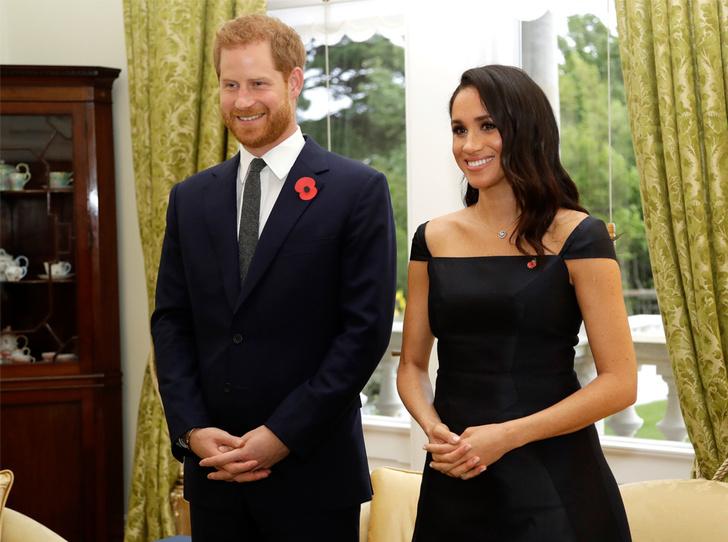 Фото №1 - «Не могу дождаться встречи»: звезды о пополнении в королевской семье