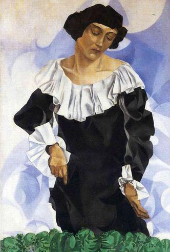Фото №7 - Женщина судьбы: Белла Розенфельд в жизни и творчестве Марка Шагала