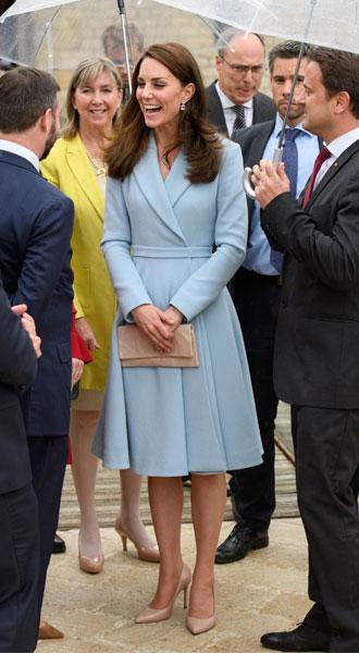 Фото №22 - Гардероб на миллион: самые дорогие наряды герцогини Кейт