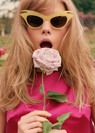 Фото №25 - Miss Dior Absolutely Blooming: аромат с легендарной историей