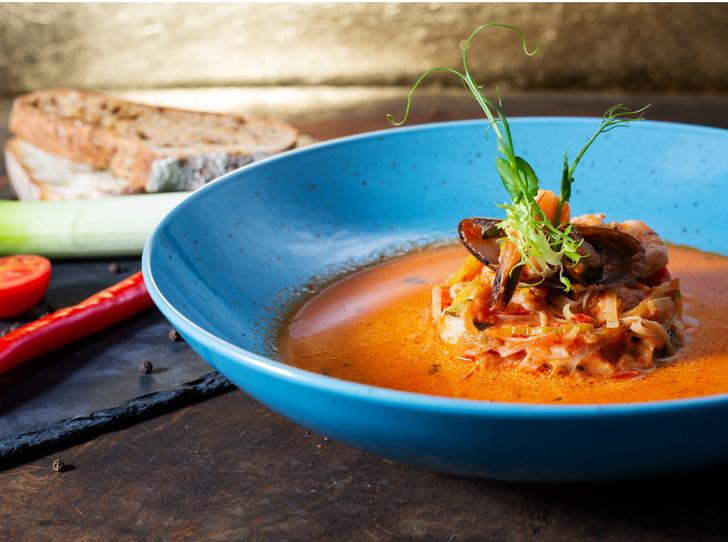 Фото №2 - Ужин французских рыбаков: как приготовить суп буйабес