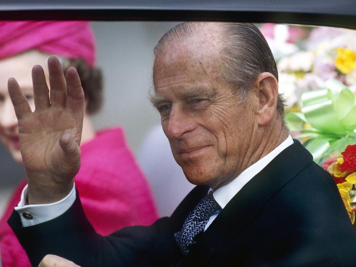 Фото №1 - Где похоронят принца Филиппа (и почему это лишь временное место его захоронения)