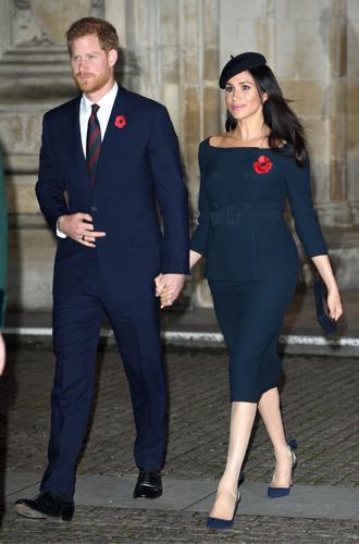 Фото №15 - Стильная беременность Меган Маркл: главные модные предпочтения герцогини