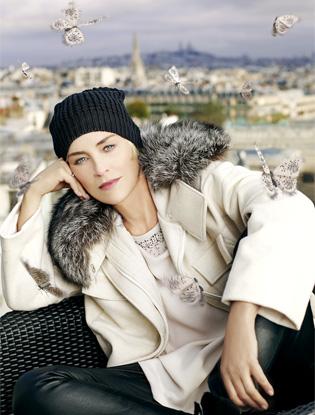 Фото №2 - Шерон Стоун в рекламной кампании Airfield