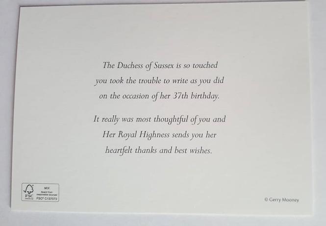 Фото №4 - Как выражать благодарность по-королевски