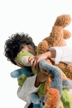 Фото №1 - Берите, мне не жалко: излишне щедрый ребенок