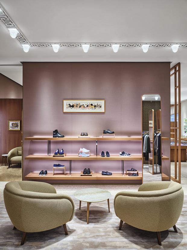 Фото №8 - Новый бутик Hermès в ТЦ «Времена года»