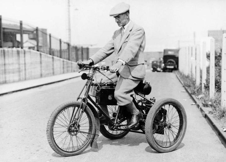 Фото №1 - Мотоцикл из консервной банки: история компании «Харлей-Дэвидсон»