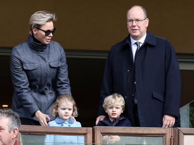 Фото №31 - Принц Жак и принцесса Габриэлла: четвертый год в фотографиях