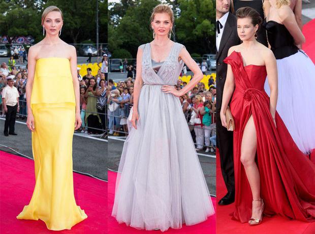 Фото №1 - 10 красавиц «Кинотавра-2017»: подводим модные итоги
