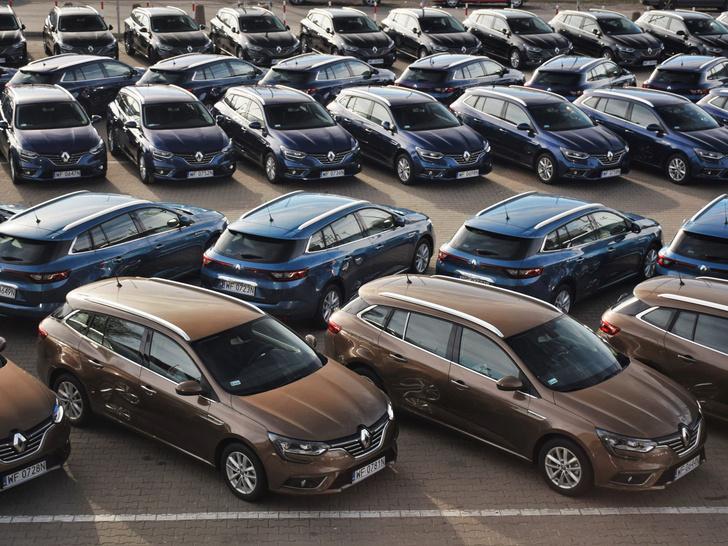 Фото №2 - Упал и не отжался: как рухнул автомобильный рынок из-за карантина