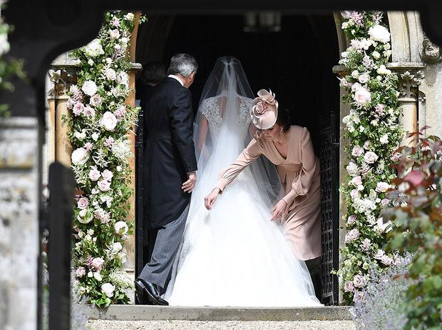 Фото №29 - Свадьба Пиппы Миддлтон