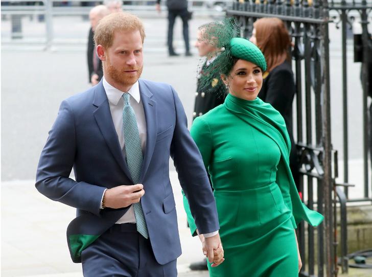 Фото №2 - Американская трагедия: почему герцогиня Меган беспокоится за принца Гарри