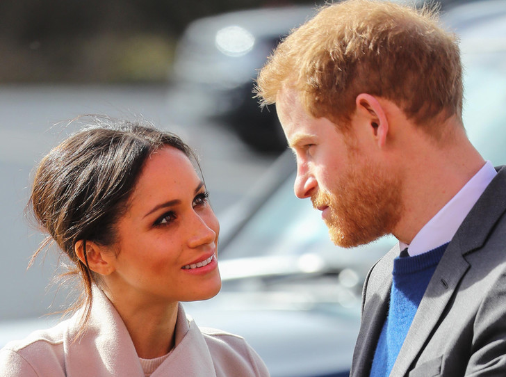 Фото №1 - Эксперт по языку тела: «Принц Гарри не может поверить в свою удачу»