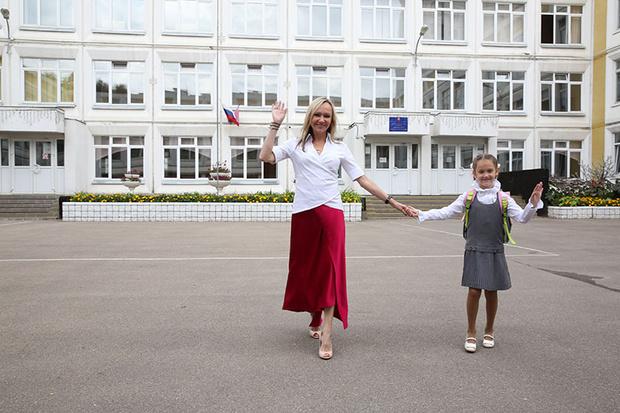 Фото №10 - Дочери Бородиной, Чуриковой и другие звездные первоклашки