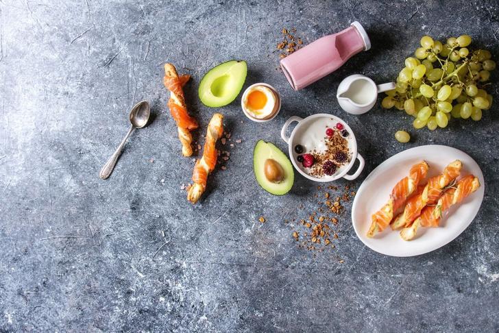 Фото №1 - Нужно ли завтракать перед тренировкой